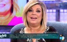 Terelu Campos habla sobre su enfermedad: «Estoy esperanzada y asustada»