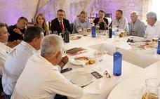 Conesa anuncia nuevas medidas para mejorar la seguridad ciudadana en las pedanías