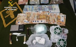 Desmantelan un activo punto de venta de cocaína en Cartagena