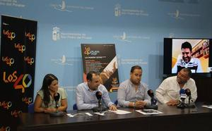 David Otero, Aitana y Ana Guerra visitarán Lo Pagán