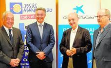 La Caixa aporta 24.000 euros para alojamientos de Jesús Abandonado