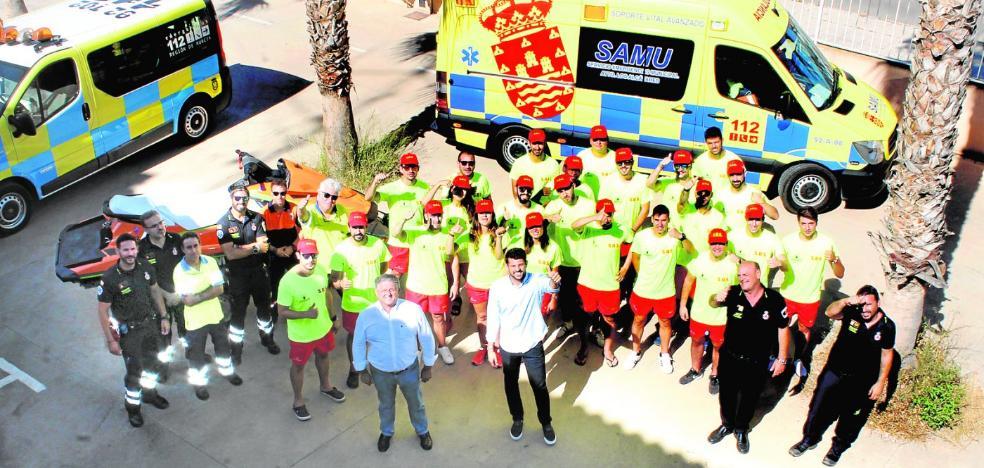 Quejas por el retraso de las pruebas para socorristas y operarios municipales