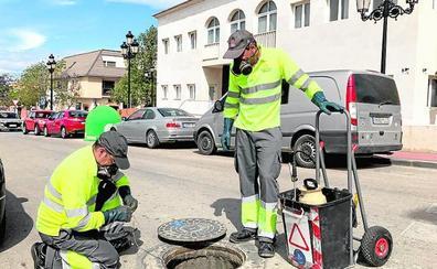 Aconsejan tapar los desagües en Lorquí para evitar que los insectos huyan por las fumigaciones