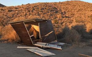 El alcalde de Lorca afirma que los sabotajes de Calnegre «no son un hecho puntual»