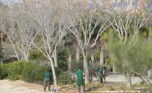 El PP exige explicaciones por el cierre del Parque de la Rosa tras acabar su remodelación