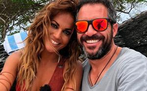 La declaración de amor de Edu Blanco a Lara Álvarez a través de las redes sociales
