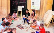 Mil niños aprenden historia en los museos regionales