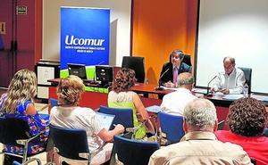 Reunión con las juntas municipales de Murcia