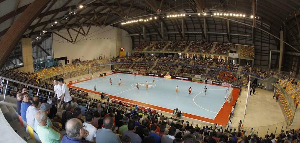 El Cartagena FS jugará los tres primeros partidos de Liga a domicilio