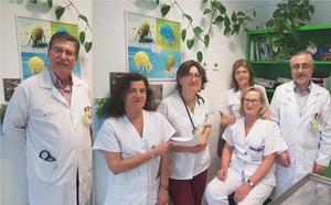 La unidad de asma del Reina Sofía obtiene la acreditación de excelencia