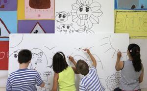 Las plazas de las escuelas de verano infantiles se triplican en tres años por su alta demanda