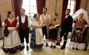 Murcia se llena de color y danza con el Festival Internacional de Folklore