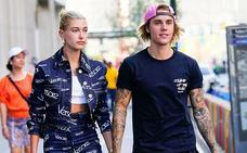 Hailey Baldwin confirma su compromiso con Justin Bieber