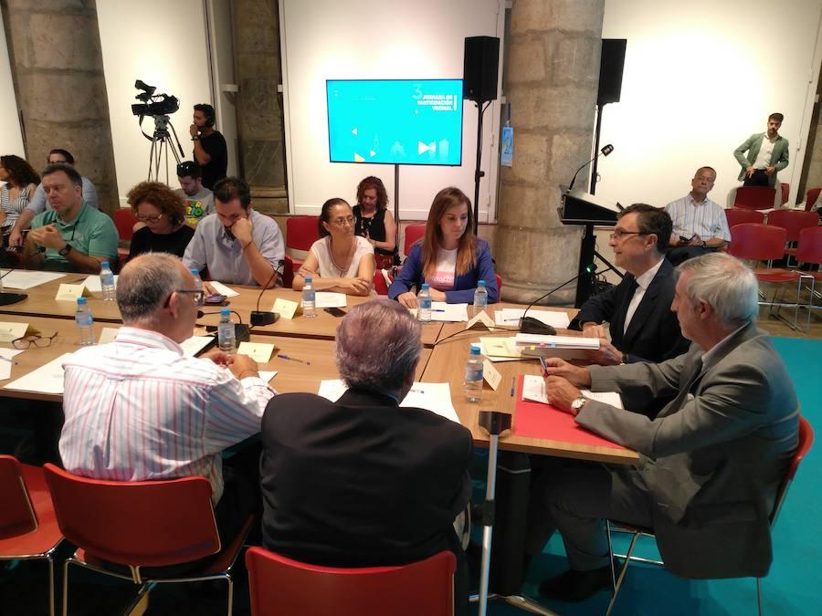 Ballesta hace balance de la Estrategia de Ciudad 'Murcia 2020'