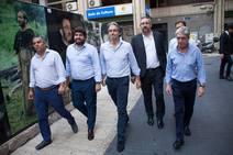 De la Serna defiende en Murcia una candidatura de unidad encabezada por Sáenz de Santamaría