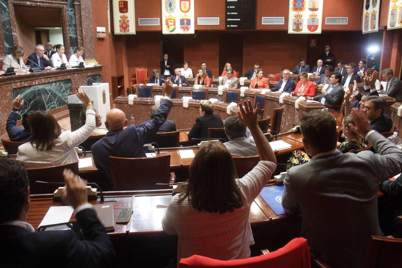 La Asamblea aprueba medidas «inmediatas» para ayudar a los damnificados de iDental