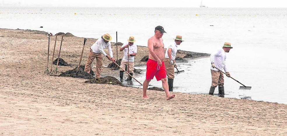 Los vecinos ven mejoría en las playas