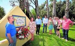 Homenaje a Miguel Ángel Blanco en Puente Tocinos