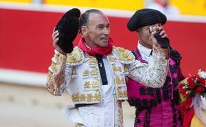 La épica regresa a Pamplona con Pepín Liria