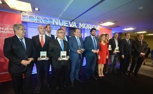 Foro Nueva Murcia reconoce con el Premio de Honor la trayectoria de Croem
