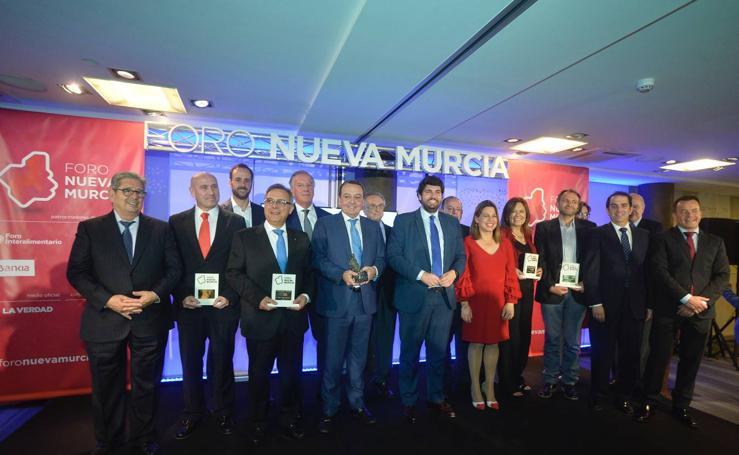 El Foro Nueva Murcia cierra su sexta temporada con la entrega de distinciones
