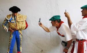Liria, el ídolo vuelve a Pamplona