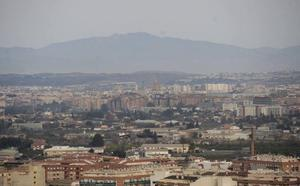 Activan el protocolo por contaminación atmosférica de polvo sahariano en Murcia