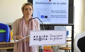 La Consejería busca un frente común de la educación concertada contra la reforma del Ministerio