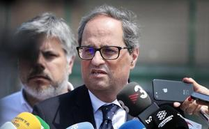 El independentismo encarga un informe jurídico antes de decidir si desobedece a Llarena