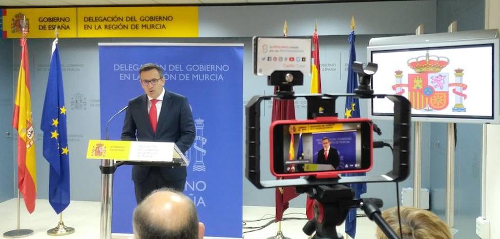 Conesa anuncia que el AVE no llegará a Murcia hasta finales de 2020