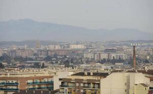 Se mantiene el nivel de aviso por contaminación atmosférica en Murcia