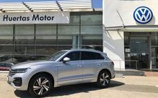 Volkswagen lanza al mercado la tercera generación del Touareg