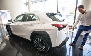 Lexus Murcia abre sus puertas en exclusiva al nuevo UX 250h