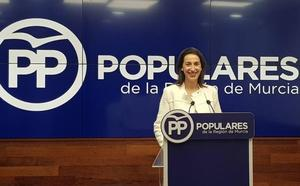 El PP considera que «Diego Conesa castiga a la Región de Murcia a un futuro sin AVE»