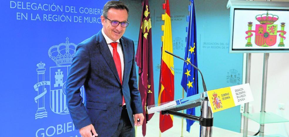 El PSOE retrasa el AVE dos años para que llegue soterrado a una estación provisional