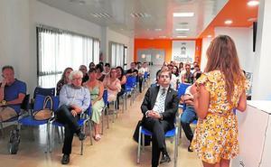 Otras 9 empresas se alojan en el Centro de Iniciativas Municipales
