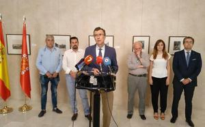 Acuerdo «amplio y ambicioso» entre el PP y Cs para sacar adelante los presupuestos de Murcia