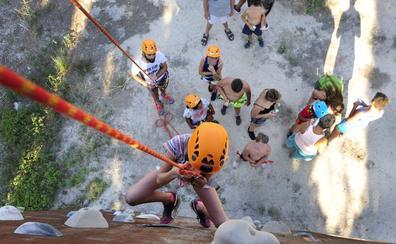 Vencer al miedo de acampada