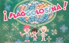 Flaggolosina, la chuche congelada