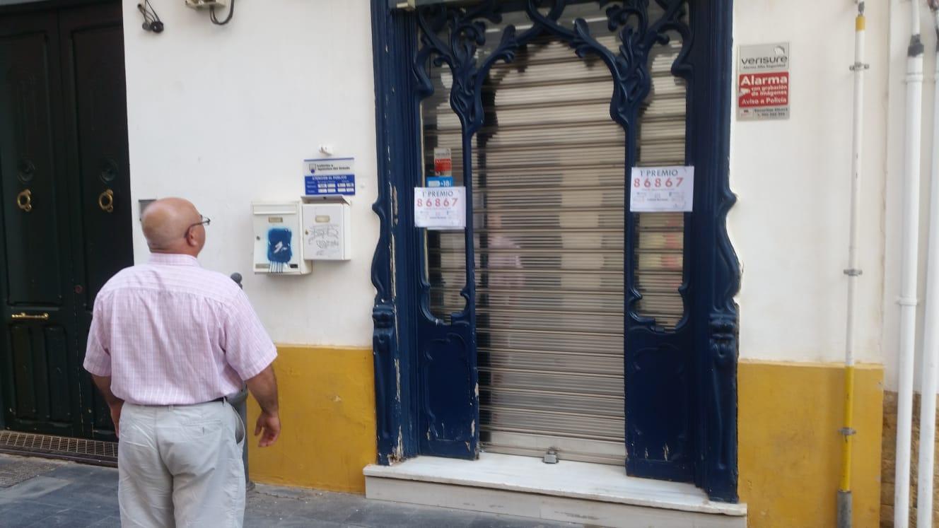 La Lotería Nacional deja una lluvia de millones en Lorca