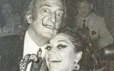 La rumbera murciana que cautivó a Dalí