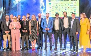 Jóvenes Empresarios premia a Juan Francisco Zambudio
