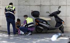 Atienden a nueve personas sin hogar por el calor en Murcia