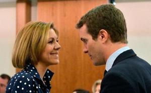 Casado: «La soberbia no gana congresos pero hace perder elecciones»