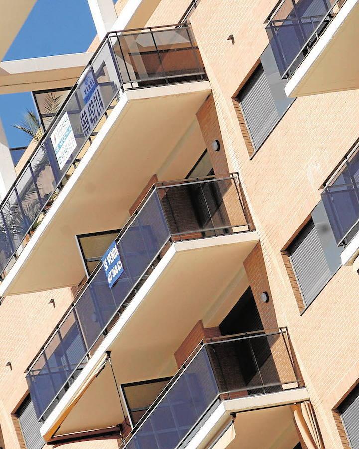 Murcia, entre las regiones con mayor aumento en la venta de pisos en el primer trimestre