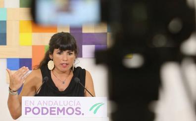 Teresa Rodríguez gana las primarias en Podemos Andalucía con el 75%