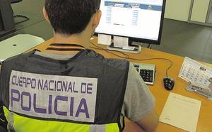 Dos arrestadas en Cieza por ofrecer préstamos fraudulentos a través de internet