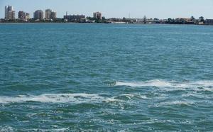 La mayoría de artículos de la Ley del Mar Menor entran en vigor en febrero de 2019