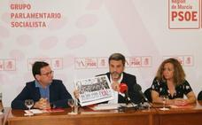 El PSOE recuerda a los populares su participación en manifestaciones pro soterramiento