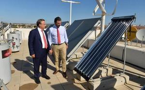 Subvencionarán la instalación de placas solares y aire acondicionado a unas 600 familias